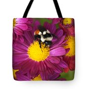 Red-tailed Bumble Bee Tote Bag