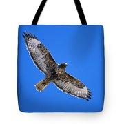 Red-tailed Hawk Arizona Tote Bag