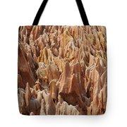 red Tsingy Madagascar 2 Tote Bag