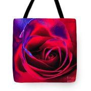 Red Velvet Tote Bag