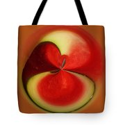 Red Watermelon Tote Bag