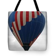 Red White And Balloon 2 Tote Bag