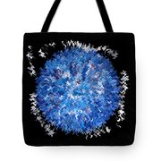 Red  White  Blue  Abstract Tote Bag