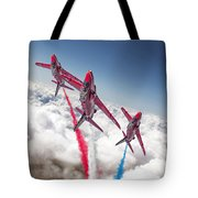 Red White Blue  Tote Bag