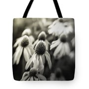 Red White Blue Triptych Tote Bag