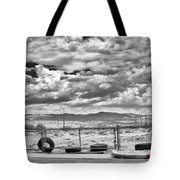 Red Zone Tote Bag