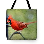 Redbird Alert Tote Bag