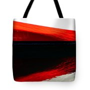 Redblackred Tote Bag