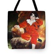 Redboy Tote Bag