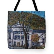 Redpath Museum Tote Bag
