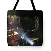 Red's Lead Singer Can Fly Tote Bag