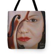 Red's Viola Tote Bag