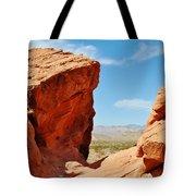 Redstone Canyon Tote Bag