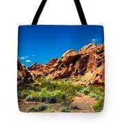 Redstone Picnic Area Tote Bag