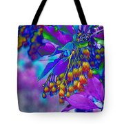 Redvien Flowers 2 Tote Bag