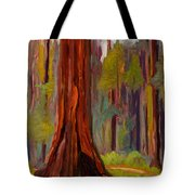 Redwood Giant Tote Bag