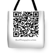 Reed Qr Tote Bag