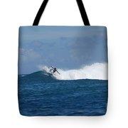 Reef Surfer Moorea Tote Bag