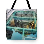 Reflected Cathedral Tote Bag