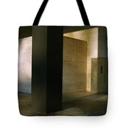 Reflected Light And Shadow Tote Bag