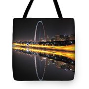 Reflected St. Louis Tote Bag