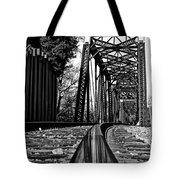 Reflected Strength Tote Bag