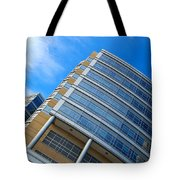 Reflecting Angles Tote Bag