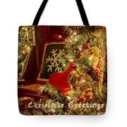 Reflecting Christmas 2013 Tote Bag
