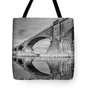 Reflecting Fernbridge Tote Bag