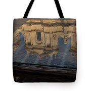 Reflecting On Noto And The Beautiful Sicilian Baroque Style Tote Bag