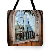 Reflecting Out To See Tote Bag by Dale Kincaid