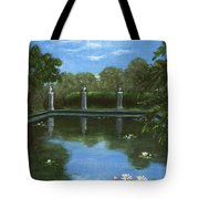 Reflecting Pool Tote Bag