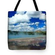 Reflecting Springs Tote Bag