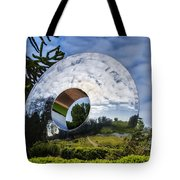 Reflecting The Countryside Tote Bag