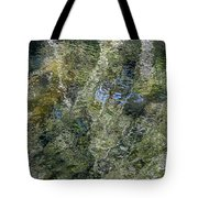 Reflection Art Tote Bag by Roxy Hurtubise