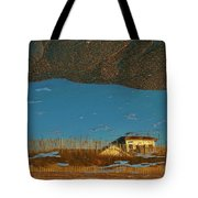 Reflection Flipped 14 10/31 Tote Bag