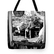 Reflection Into The Future - Retired In My Haven Tote Bag
