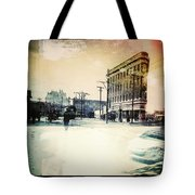 Reflection Of Colour  Tote Bag