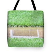 Reflection Of Life Tote Bag by Sonali Gangane