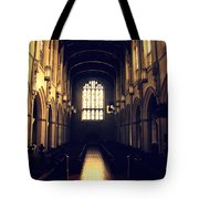 Reflection Of Light Tote Bag