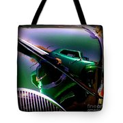 Reflection Of Reflections Tote Bag