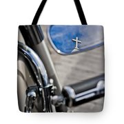 If Jesus Rode A Harley Tote Bag
