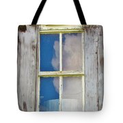 Reflection Of The Sky Tote Bag