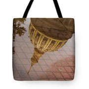 reflection of WV Tote Bag