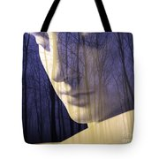 Reflection / The Philosophy Of Mind Tote Bag