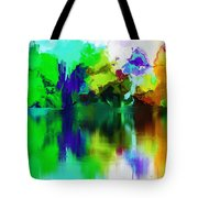 Reflections 012013 Tote Bag