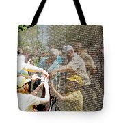 Reflections And Rememberance Tote Bag