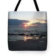 Reflections Cape May Point Tote Bag