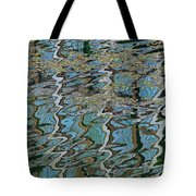 Reflections From The Ponte Vecchio Tote Bag