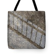 Reflections In Grey Tote Bag